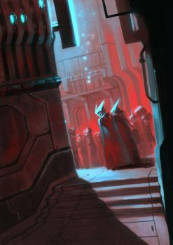 Red Town by D-dy