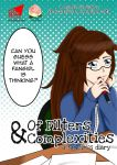 Of Filters and Complexities Poster 1 by Jolen-Yuuni