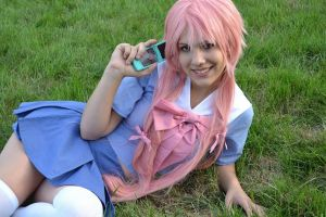What is Yuki up to today? by natsuocosplay