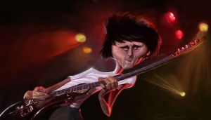 Matthew Bellamy by bangalore-monkey