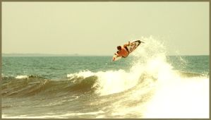 Surf El Salvador 2 by anibalt