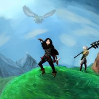 Dragons Dogma Fanart by sephicent13