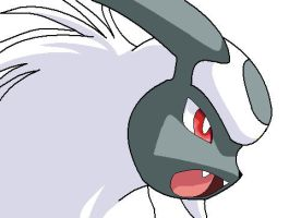 +Absol+ by FoxDemon12