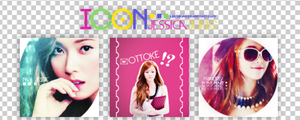 30414. PACK ICON JESSICA JUNG by Lee-Yinah