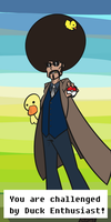 Pokemon Trainer Troy challenges you to a battle by afroquackster