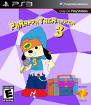 Parappa The Rapper 3 by Memoski