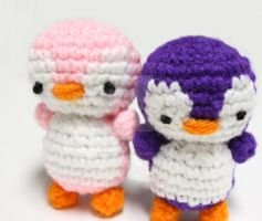 tiny penguins 3 yay by tinyowlknits