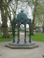 Eastern style gazebo by CAStock