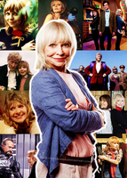 Jo Grant Collage by KMeaghan