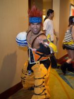 Wakka at AM 9 by ShinrajunkieCosplay