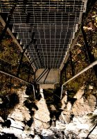 Object_Outdoor_Stairs dark by Aimelle-Stock