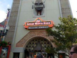 The Great Movie Ride entrance by ToaDJacara