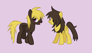 Some Pony Adoptables ...? by Rain-Approves