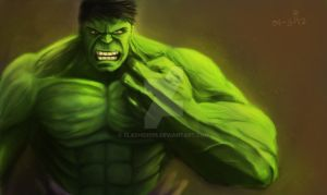 Hulk by slasher556