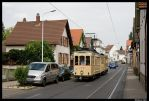 Historic commuter tram part I by TramwayPhotography