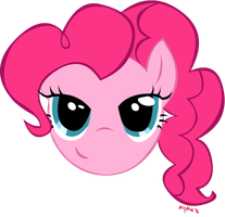 Pinkie Pie by NicNacSwag