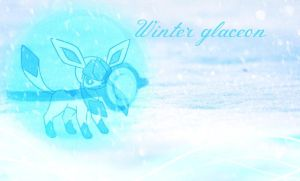glaceon by ElodieTheFox051400