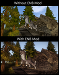 FeralHeart ENB Modification by FlyWheel68