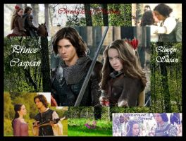 Prince Caspian Wallpaper by Jojofangirl121m