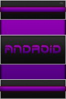 Android purple by Sony-Viao