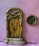 Faery Door 3 by myceliae