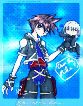 KH2: Got Riku? by otaku-hos