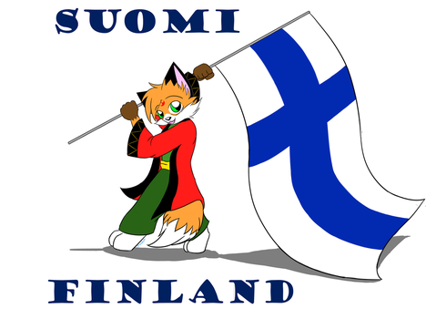Made In Finland by Foxshu