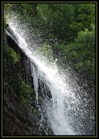 Waterfall 1 by Curim