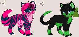 TFA Warrior Cat x Lilly by 20bumblebee