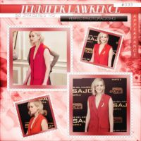 Photopack 3546: Jennifer Lawrence by PerfectPhotopacksHQ