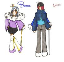 Princess and Master by fruits-basket-head