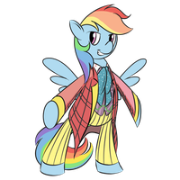Rainbow Who? by Perrydotto