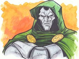 Dr.DOOM by KidNotorious