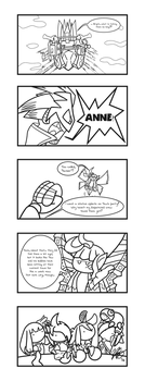 Bravely Second Comic by CencanMS