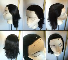 Loki Wig from Avengers/Thor by taiyowigs