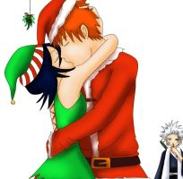 IchiRuki C.M. All I want for Christmas is you by AnEclipseAtdusk