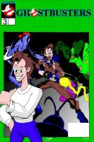Ghostbusters No.3 by Ectozone
