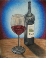 Wine Still Life 1 by danieldenta169