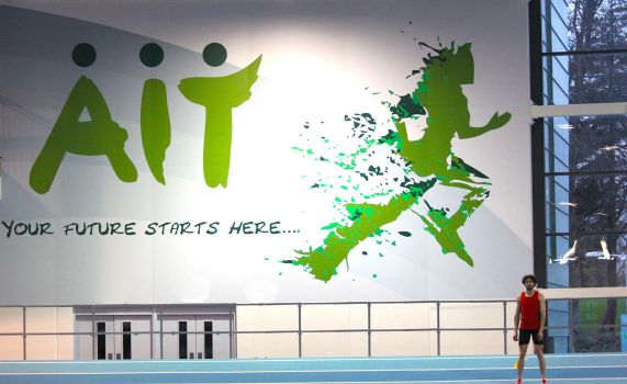 AIT Sport - Your Future Starts Here by Rurther