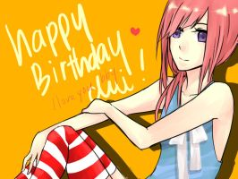 HAPPYBIRTHDAYCHII by WhackThatAlice