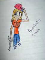 Annabeth Chase by FeatherWriter