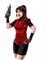Claire Redfield RE2 version by cheshirecat313