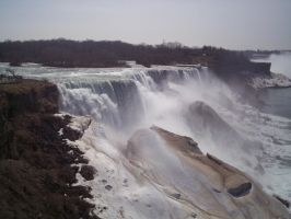 Niagara Fall by themanfromhyrule
