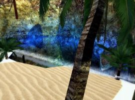 Gunz The Duel Map - Paradise Island / Beach by CianDesign
