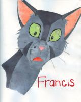 Francis From Felidae by Bellafira