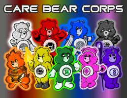 Care Bear Corps - Group Photo by AdamTupper