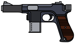 FSG AP1.5 Experimental Automatic Handgun by CaldwellB734