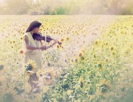 Summer Song II by anneclaires