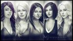 grievance girls wallpaper by ftourini