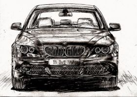 Bmw Design by artsoni
